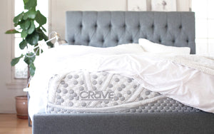 innerspring hybrid mattress from CRaVE Mattress