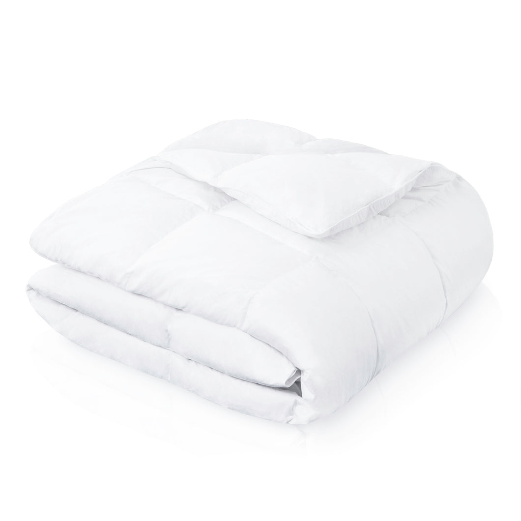 Down and Feather Blend Comforter