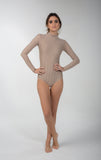 Ehukai One Piece in Clay Mesh - 2017 Acacia Swimwear
