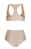 Kailua Top in Clay Mesh - 2017 Acacia Swimwear
