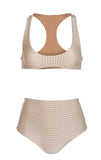Seychelles Bottom in Clay Mesh - 2017 Acacia Swimwear