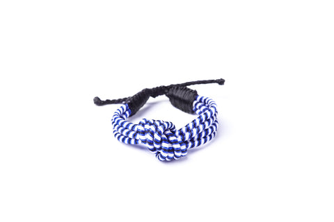 Love Knot Bracelet in Blue - Sequence