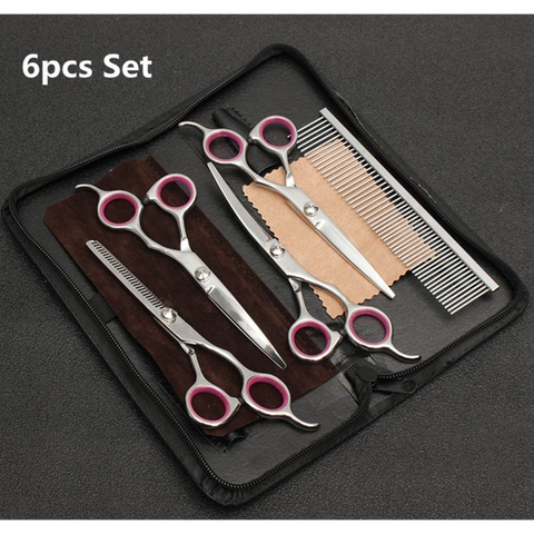 Image of Professional Pet  Hair Grooming Kit