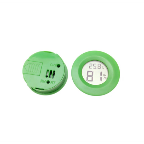 Image of Mini Digital Thermometer/ Humidity Meter