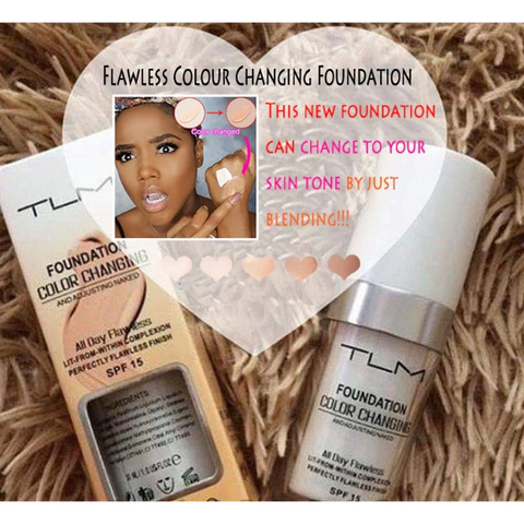 Image of New Flawless Liquid Foundation