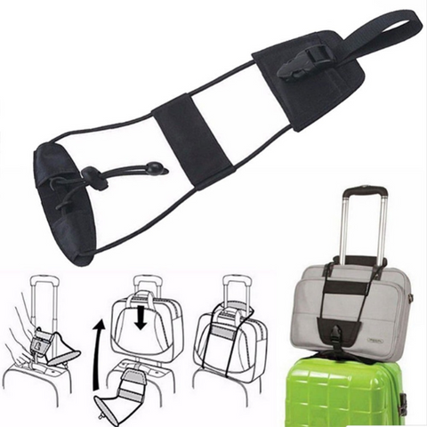 Image of Suitcase Bag Bungee x 2