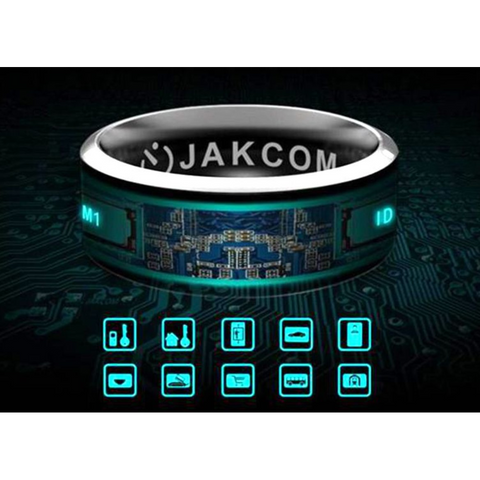 Image of Multifunctional Smart Ring R3