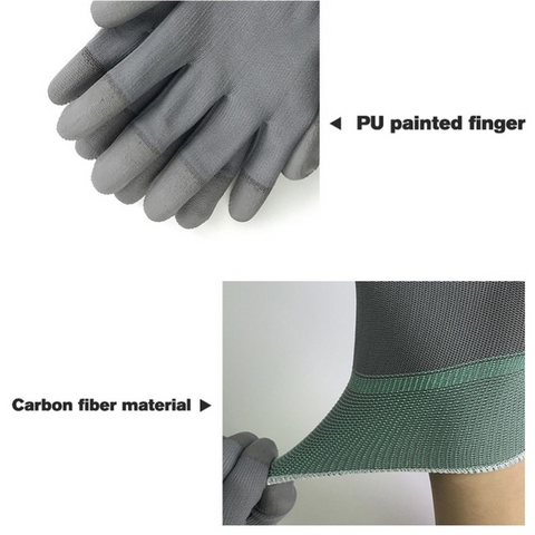 Image of Anti Static ESD Electronic Working Gloves