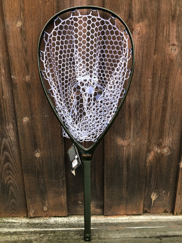 Nomad Mid-Length Boat Net - Original Color