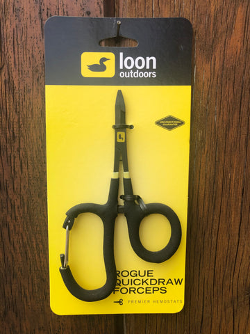 Loon Rogue Quickdraw Forceps
