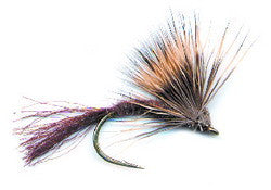 Deer Hair Slate Drake Emerger (ISO)- Half Dozen or Dozen