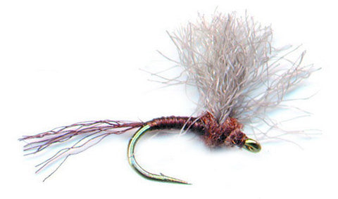 Blue Quill Hi Vis Emerger - Half Dozen or Dozen