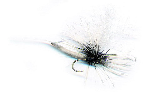 100 Pond Coffin Fly Spinner - Half Dozen or Dozen