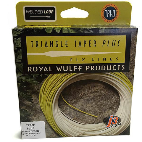 Wulff Triangle Taper Plus