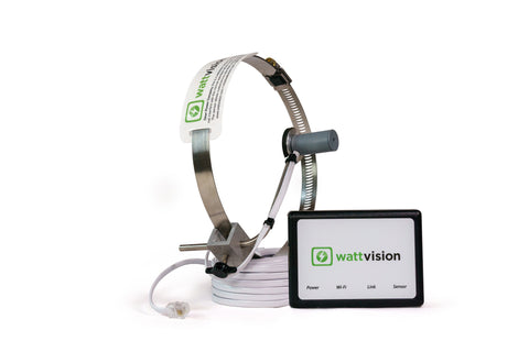 Wattvision 2 - for Digital Meters, Front Mount
