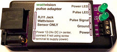 Wattvision 2- for Digital Meters, Front mount with Pulse Output