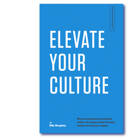 Elevate Your Culture - Book (Pre-Order)