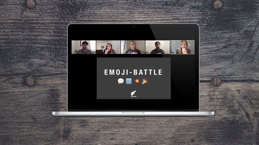 Virtual Icebreaker Presentation (Emoji Battle)