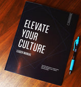 Elevate Your Culture Leader Manual  (Digital Download)