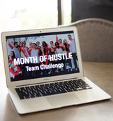 Month of Hustle Team Challenge (Digital Download)