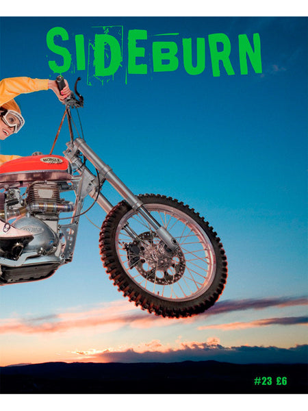 Side Burn Issue 23