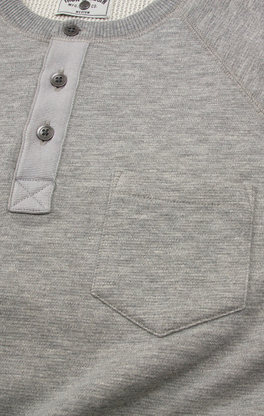 Iron and Resin Hat Trick Henley