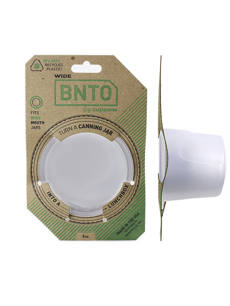 BNTO Canning Jar Lunch Box Adapter