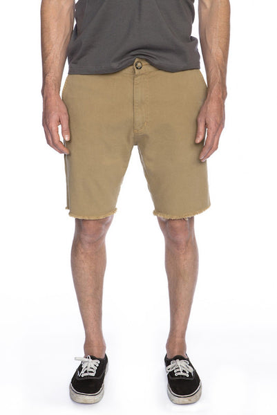 Crawford Denim Mens Cut Off Short