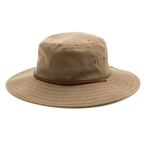 Yellow 108 Camp Hat Olive