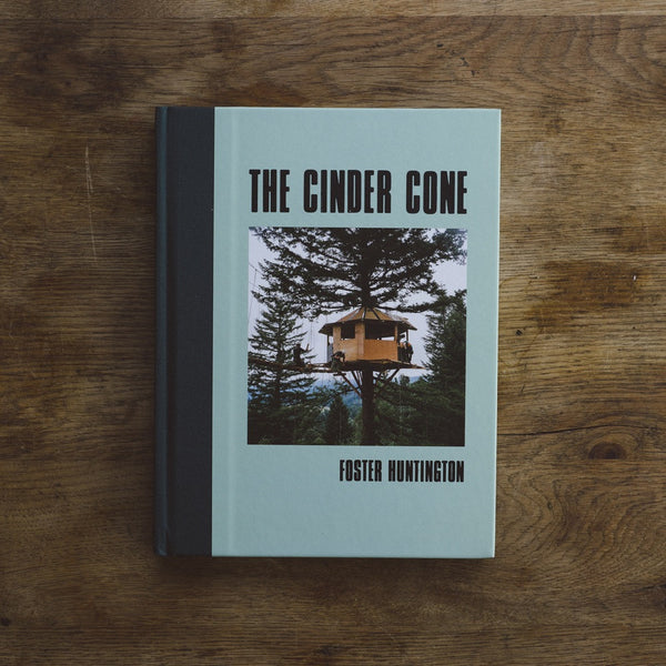 """The Cinder Cone"" by Foster Huntington"