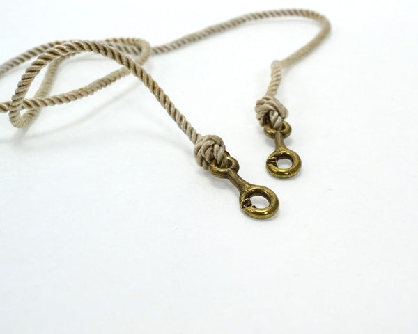 Cat Bates Sister Clip Necklace