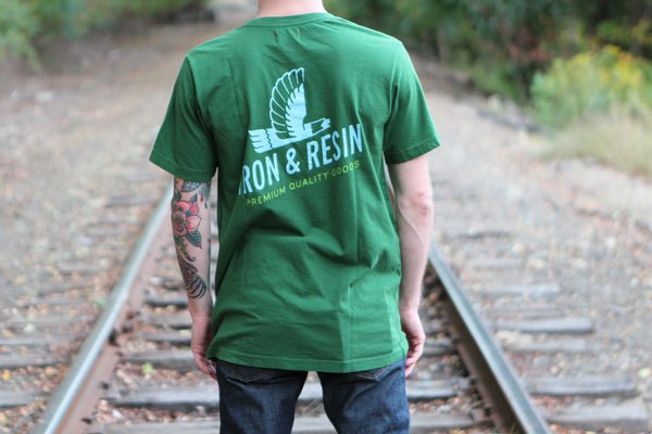 Iron and Resin Richfield Tee