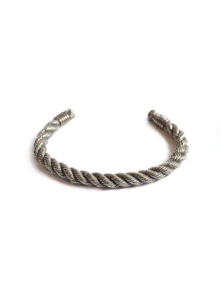 Maritime Twisted Rope Cuff