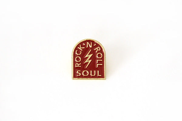 Rock N Roll Pin