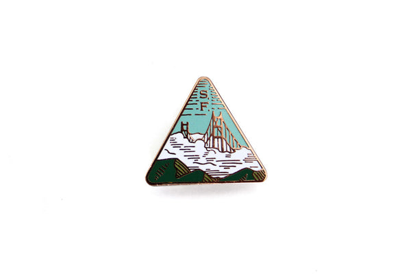 San Francisco Pin