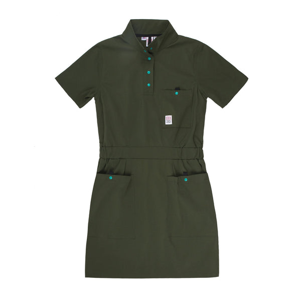 Topo Designes Women's Shirt Dress