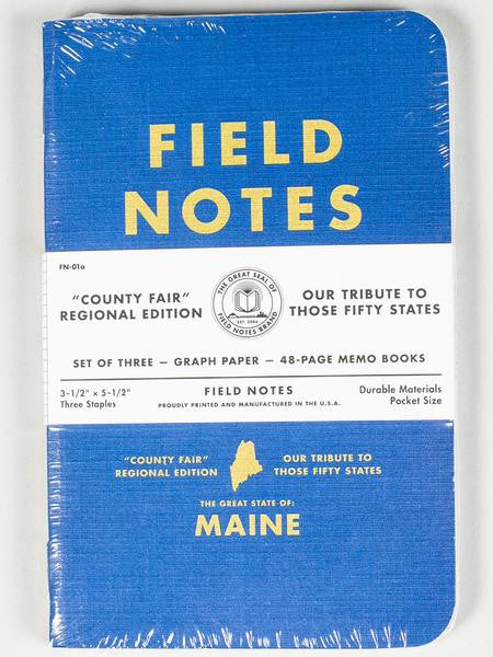 Field Notes 3-packs