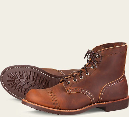 Red Wing Iron Ranger 8085