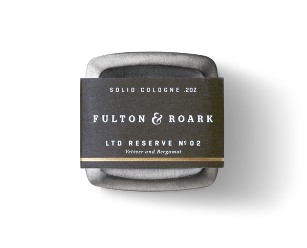Fulton & Roark LTD Reserve #2 Escalante Solid Cologne