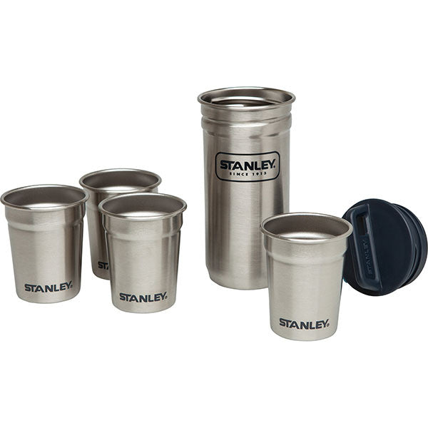 Stanley Adventure SS Shot Glass Set