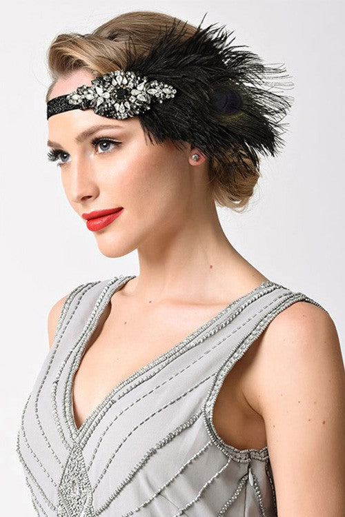 'In a Flurry' Headband