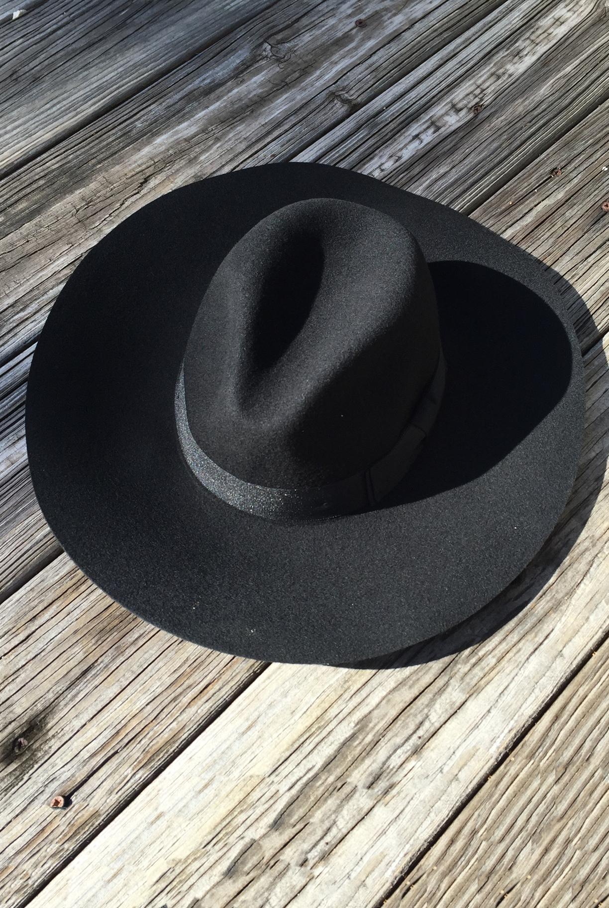 'Looking For Attention' Panama Hat