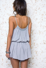 'Love of Acropolis' Romper