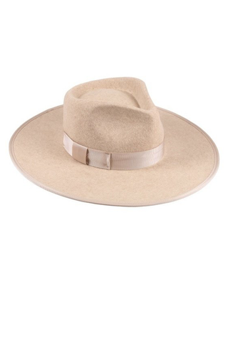 'Ardmore Caves' Panama Wool Hat
