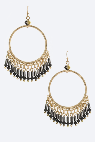 'Maharaja Palace' Earrings