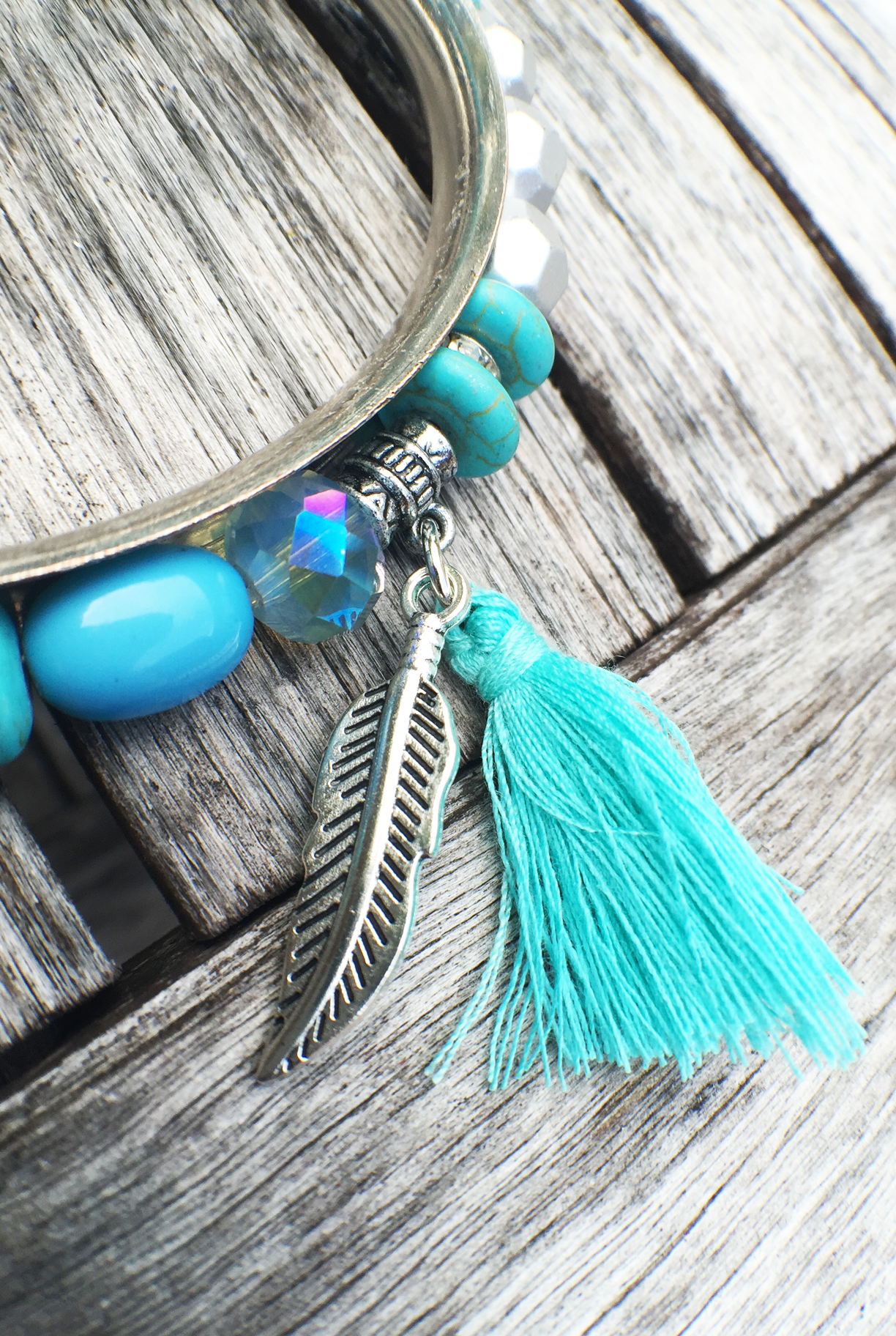 'No Turquoise Blues' Bracelet