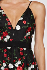 'Coming Up Roses' Dress