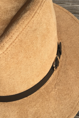 'Adventure On The Nile' Panama Hat - Tan