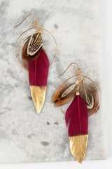 'Gold Digger' Earrings
