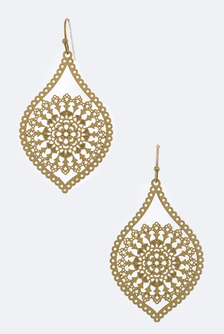 'Marrakech Bazaar' Earrings